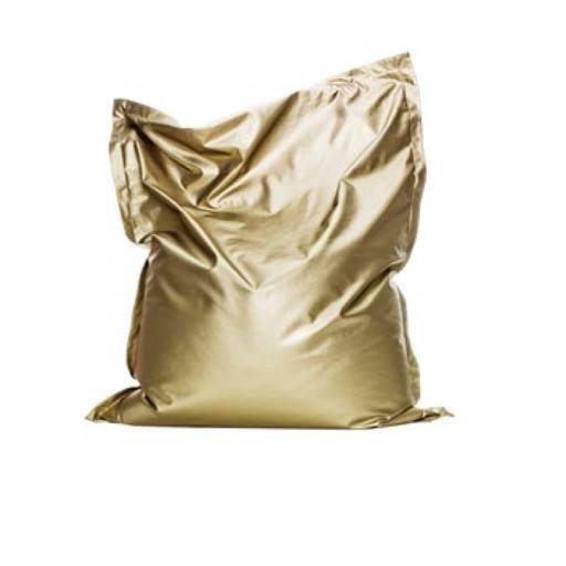 Bean Bag Gold 135x165 cm.