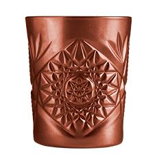 Bronze shot glas 6 cl.