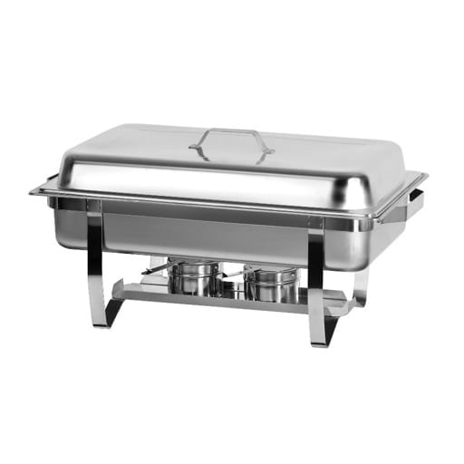 Chafing dish *gel inflamable incl.