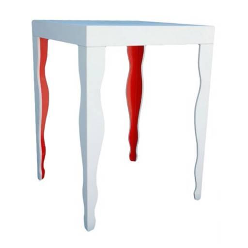 Cocktail Tisch 80x80 cm.