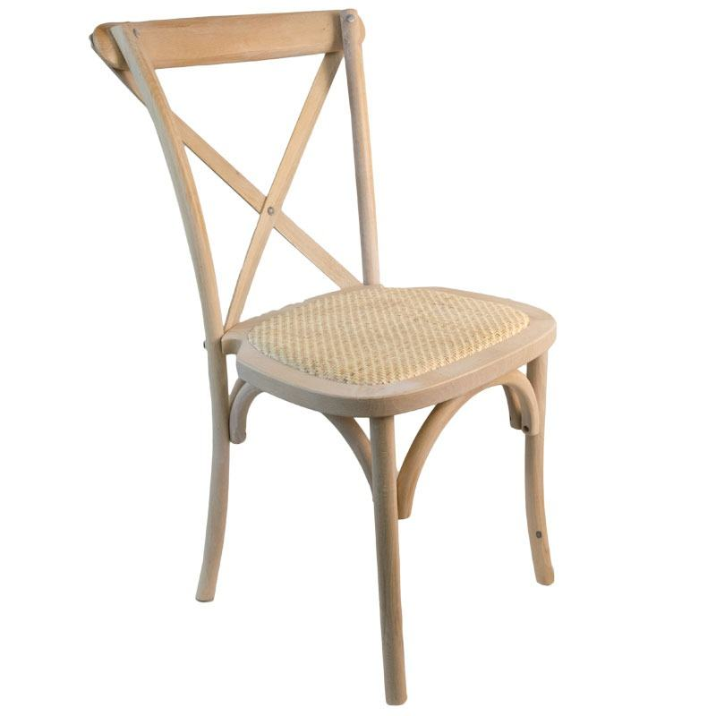 Croosback chair