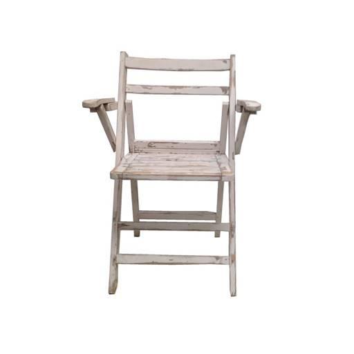 Holz Stuhl klappbar