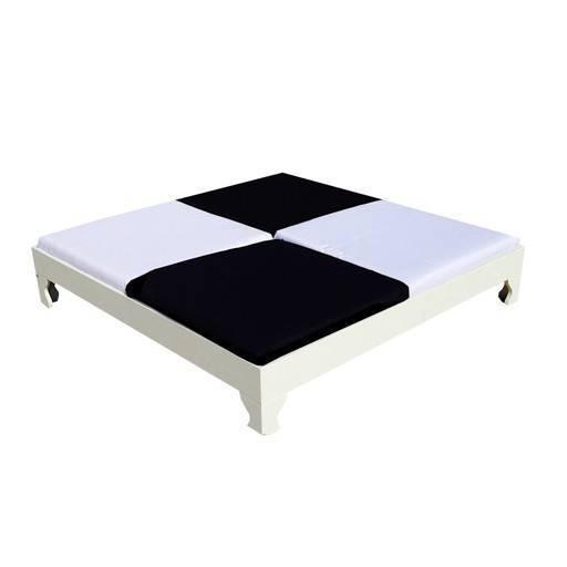 Lounge cama 160x160 cm.