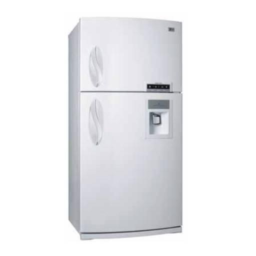 Nevera con congelador 85x65 cm.