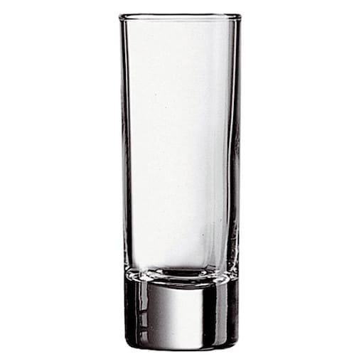 Schnaps Glas hoch 6 cl.