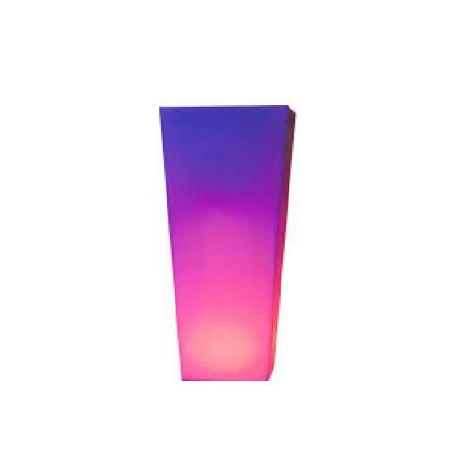 Square LED table