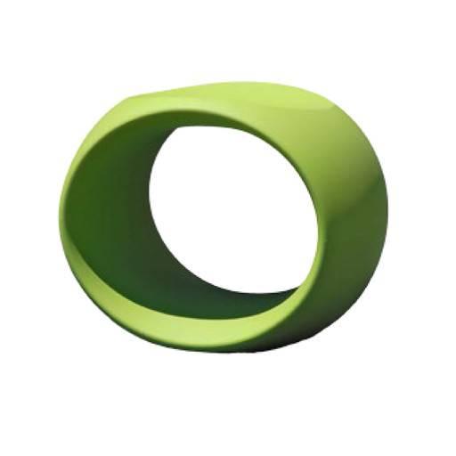 Taburete cero verde 40x57 cm.