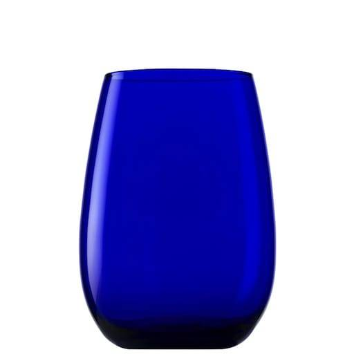 Water glass blue 46 cl.
